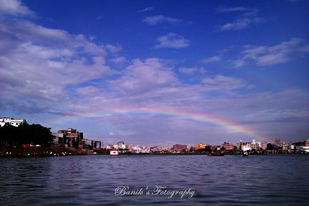0006.A PRIMARY RAINBOW.JPG by ShyamalKBanik