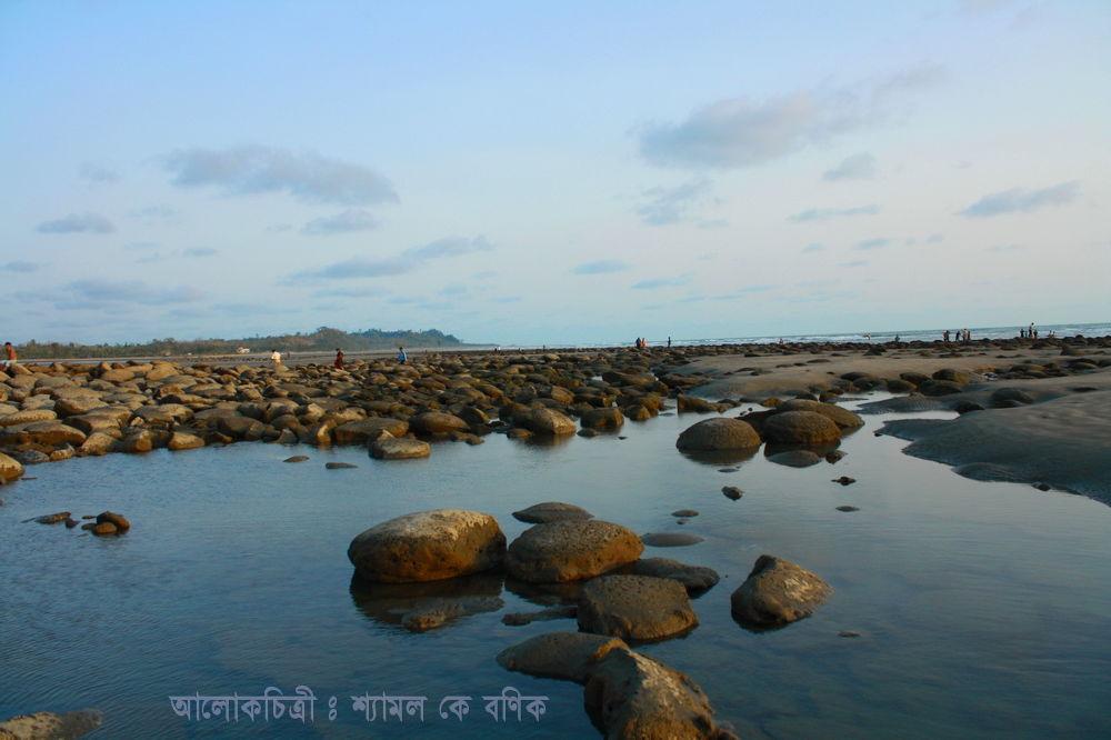 SEA SHORE - 01.JPG by ShyamalKBanik