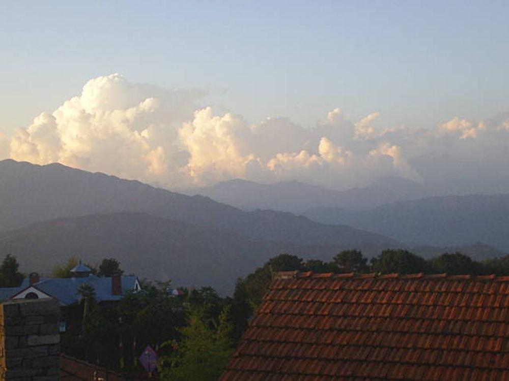 Clouds over Hills, Nepal.JPG by ShyamalKBanik