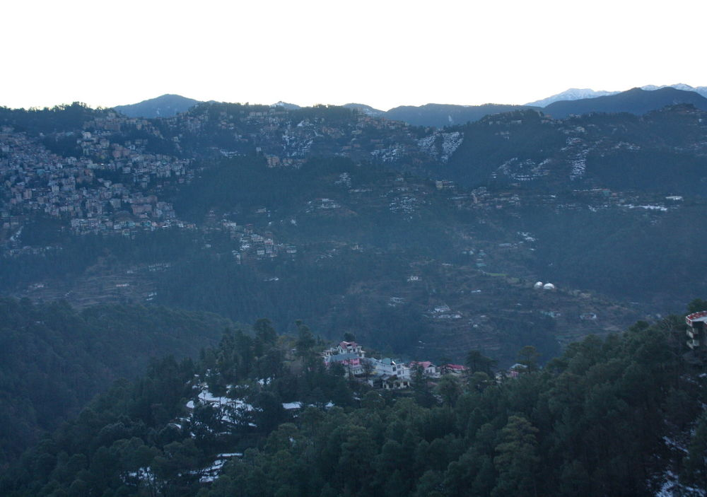 HILLY NATURE VIEW : AT AFTERNOON.JPG by ShyamalKBanik