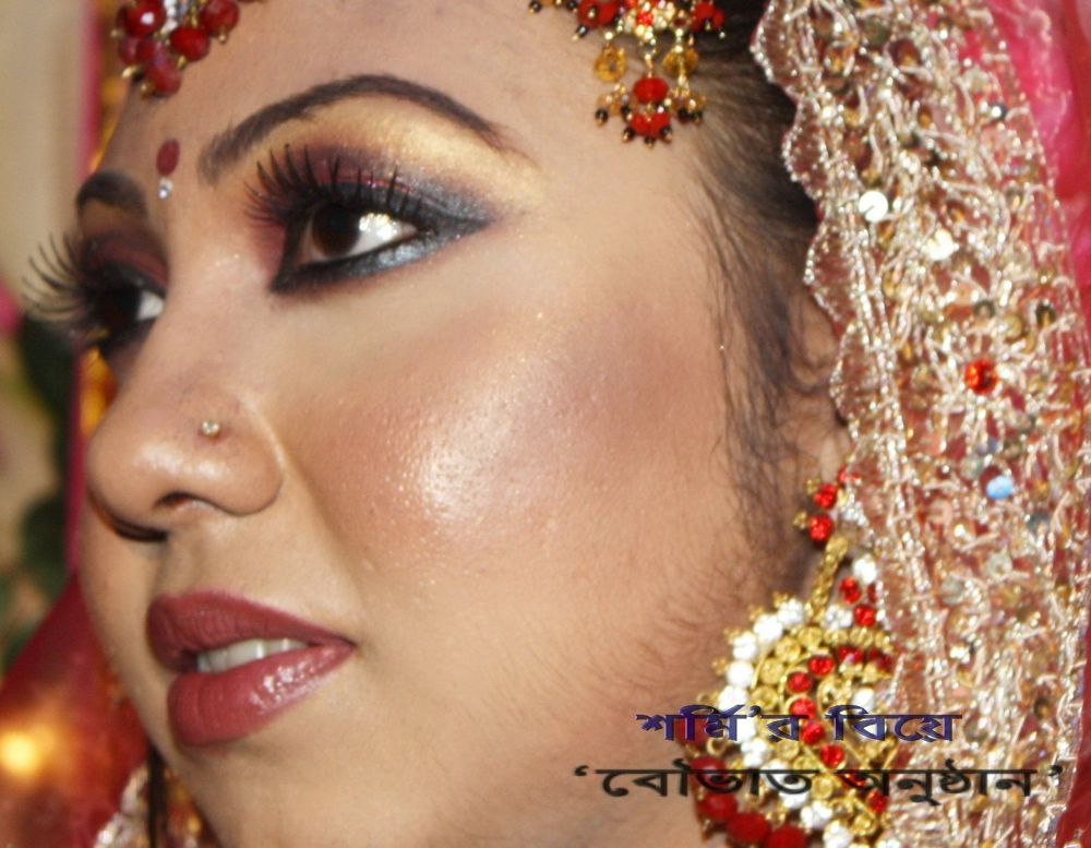 In a Marraige Ceremony by ShyamalKBanik