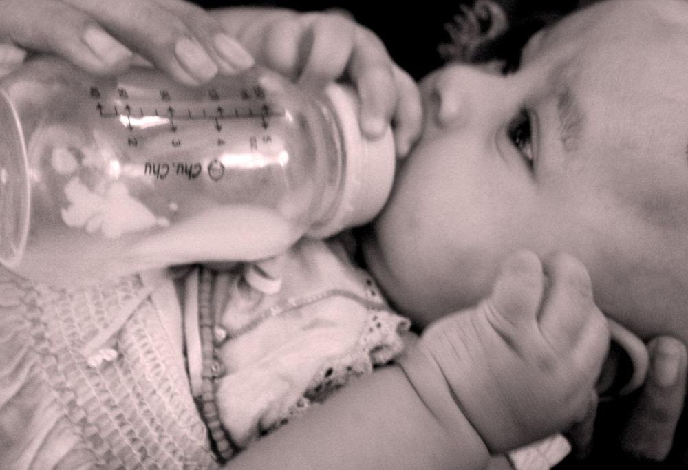 IMG_3679_ THE FEEDING HER BABY by ShyamalKBanik
