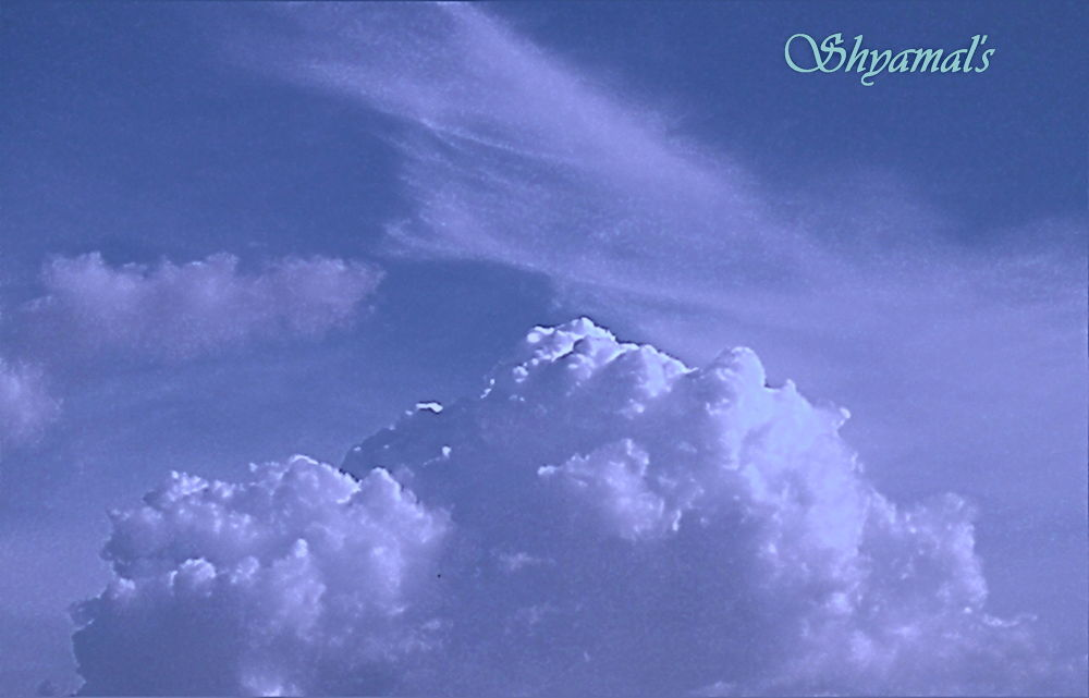 SKB-IMAG-0981-2013 [ SKY VIEW : CLOUDS ] by ShyamalKBanik