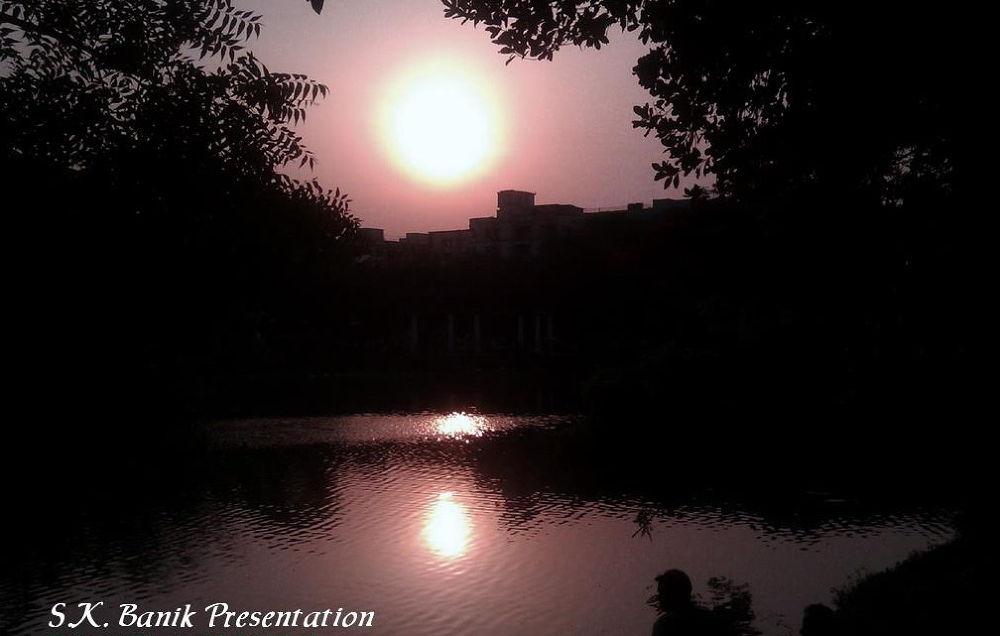 IPGM1234- 2013 [ REFLECTION ON LAKE WATER ] by ShyamalKBanik