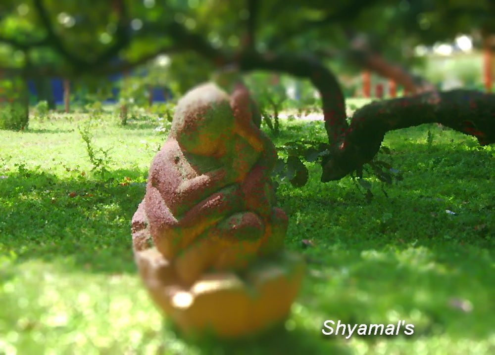 SKB-8305474- [ SKULPURE ] by ShyamalKBanik