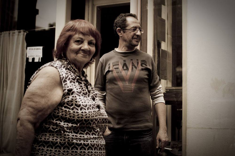 Street-photography. Portraits by SergioBolinches