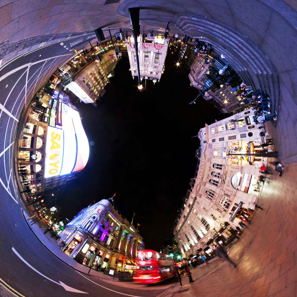Special Picadilly Circus by SergioBolinches