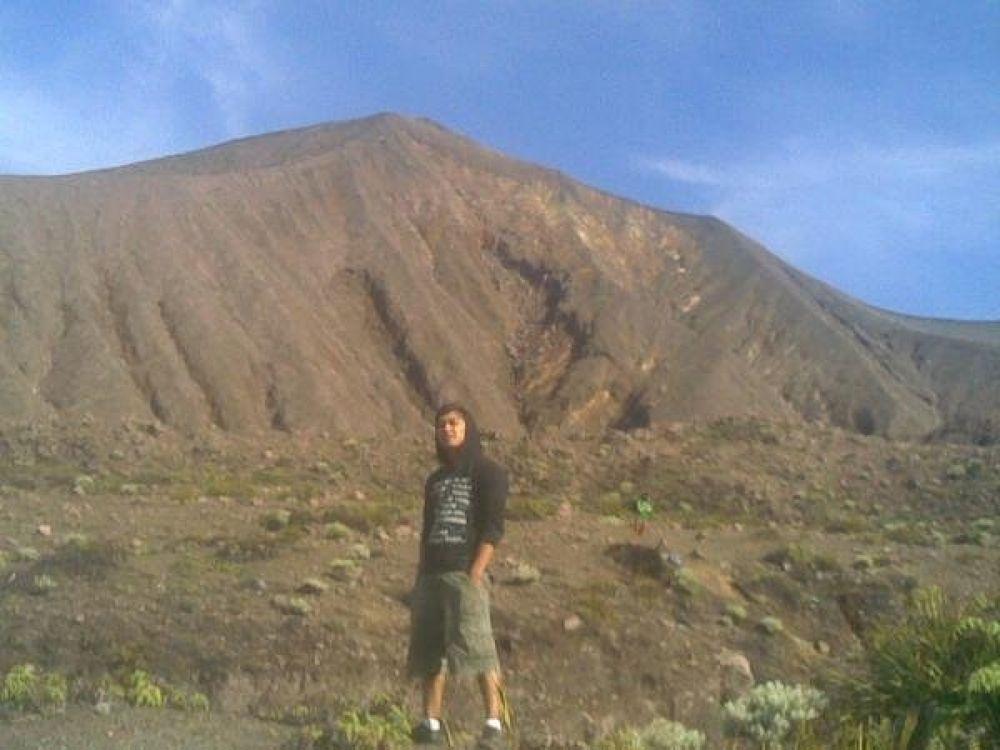 Photo in Random #at #mountain #merapi #anggy's #pic