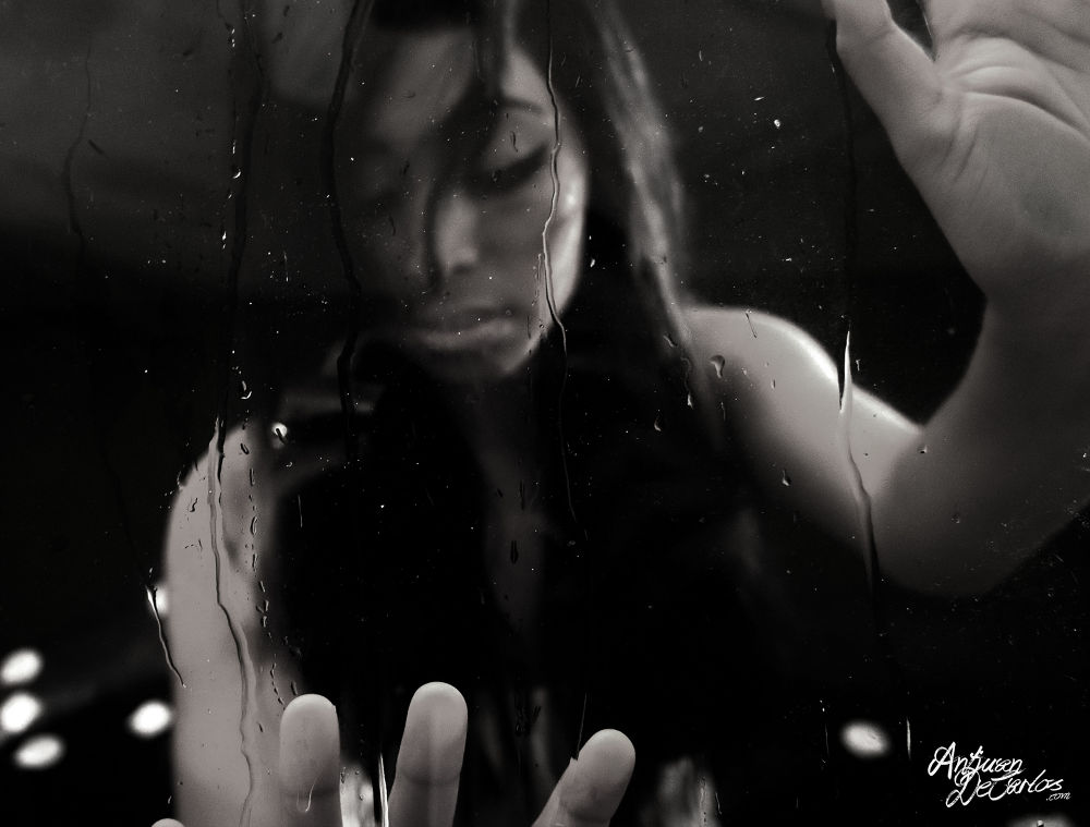 """Rainfall"" by Antjuan DeCarlos by Antjuan DeCarlos"