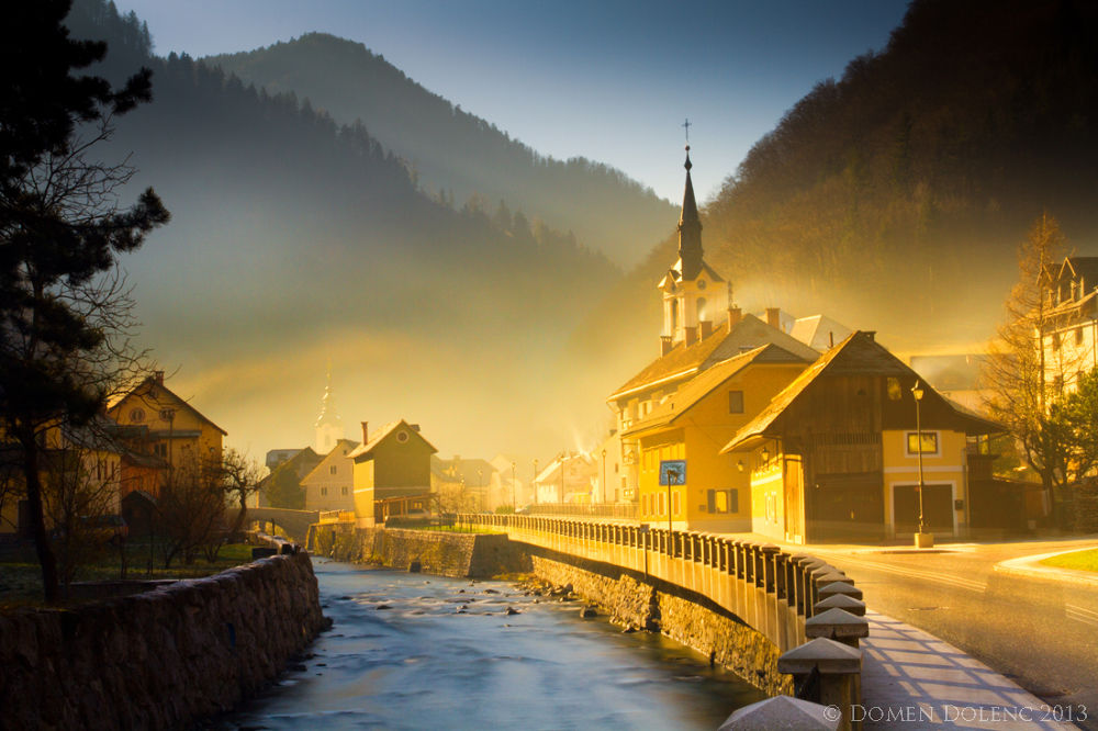 my hometown by Domen Dolenc