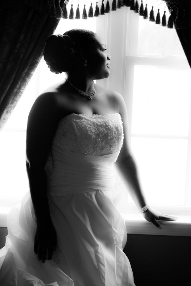 Bride Awaiting by knyla
