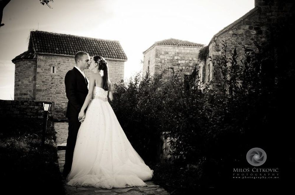 Wedding.. by Milos Cetkovic