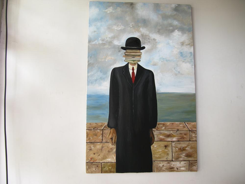 Mr. Book by Maryam Eesteghamat