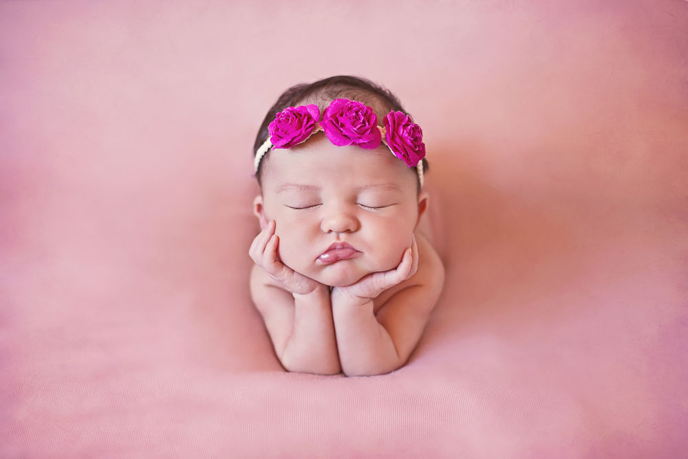 Baby Pink by Kingston Photography