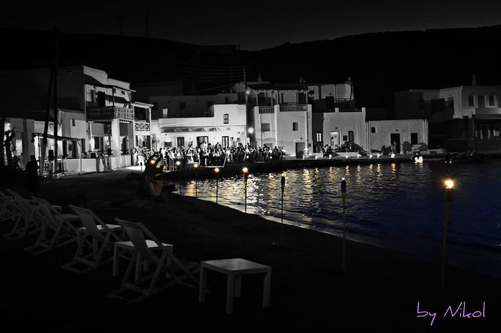 Kithnos Island by By Nikol