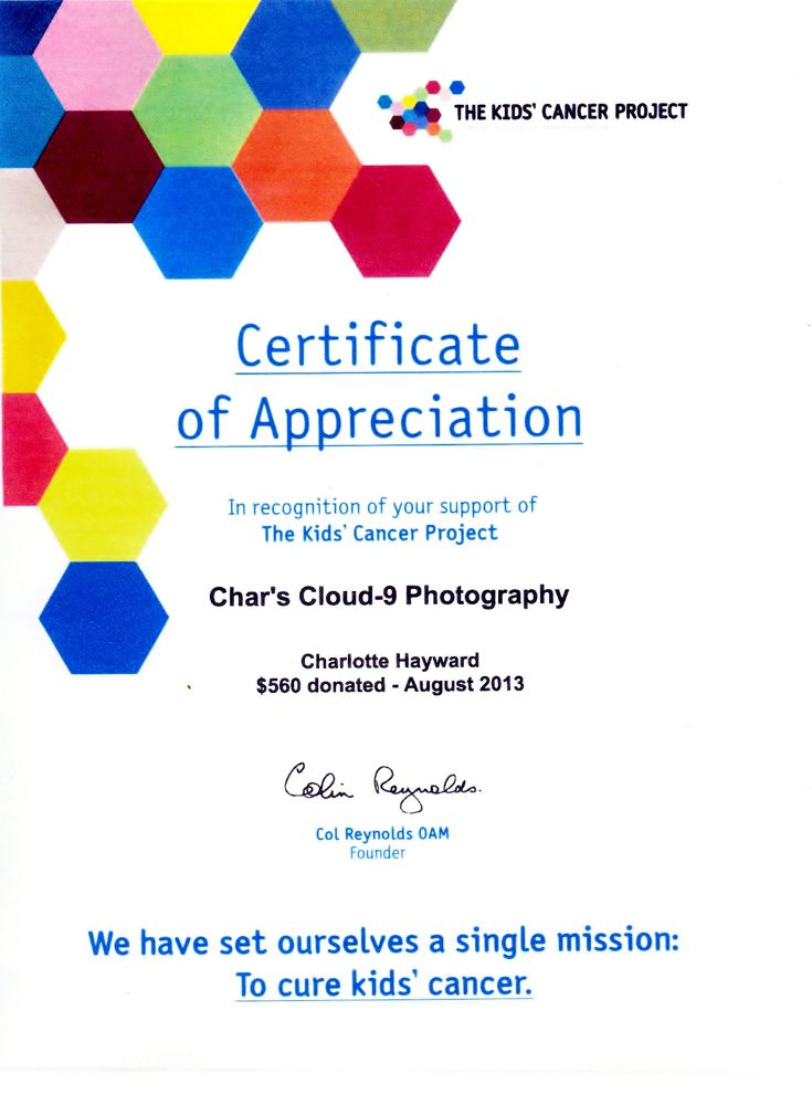 This is what my photography has all been about. I stop donating in May & have reached over $1000 to  by CharsCloud9Photography