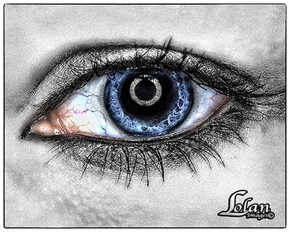 My eye's on you by tlol