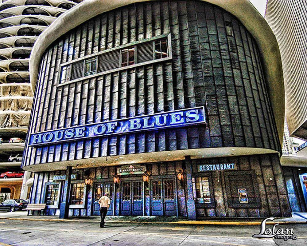 Chicago Blues by tlol