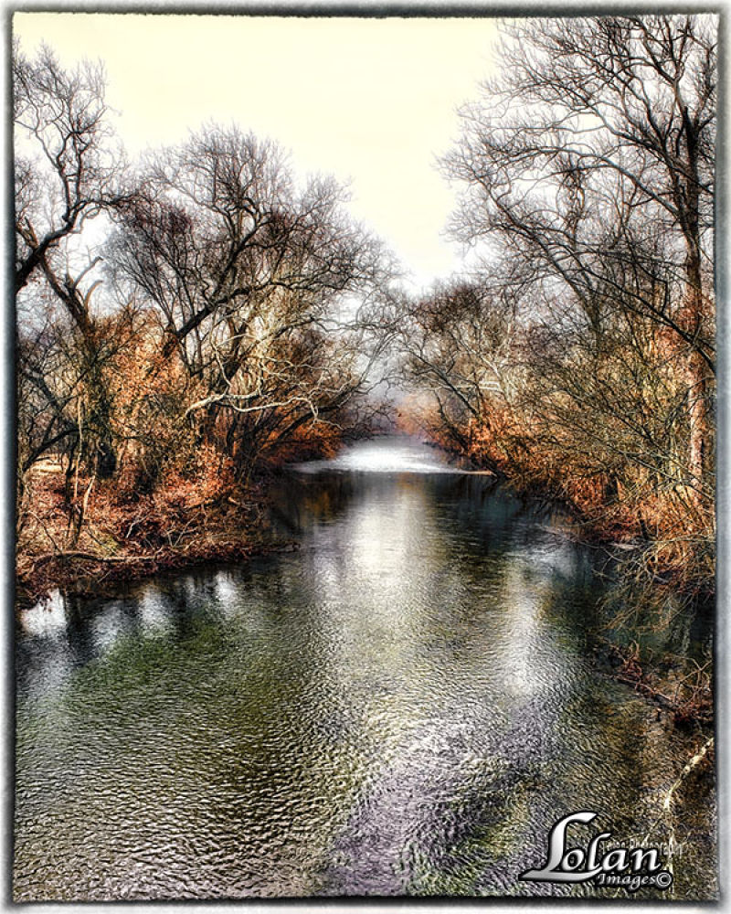 Fall on the River by tlol