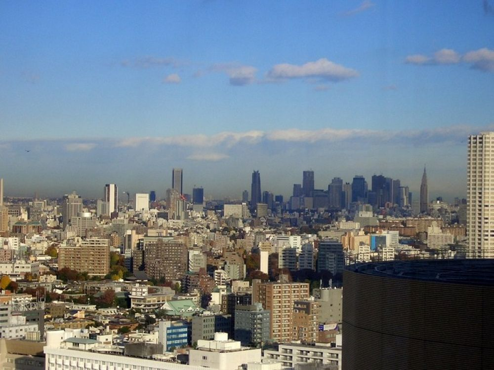 Japan-Tokyo-2007-100 by Arie Boevé