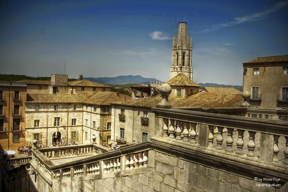 Vistas desde la catedral by kgbgirl