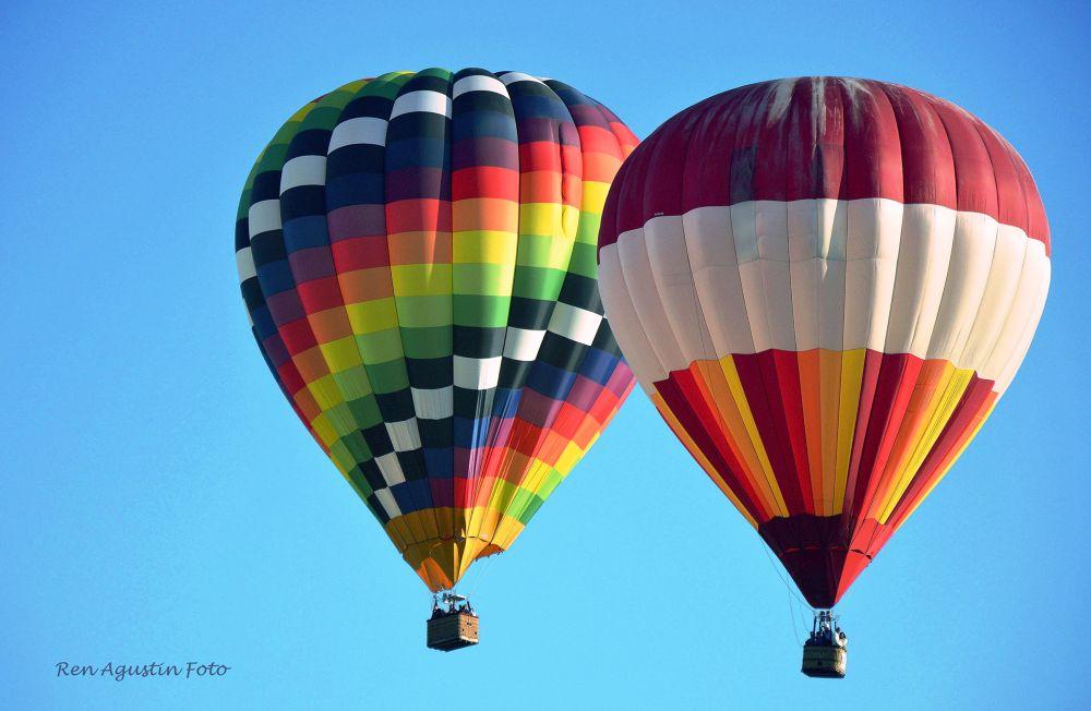 Photo in Random #sky #festival #balloon #event
