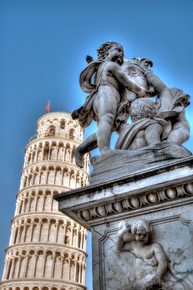 Pisa  by TiffanyRose