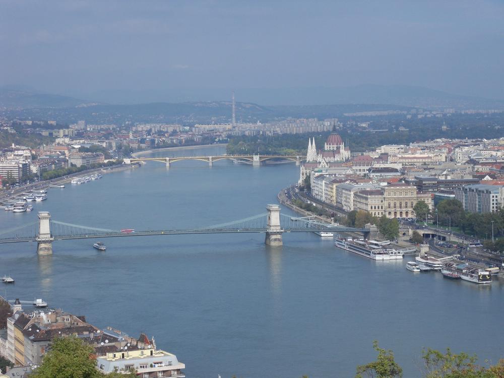 Budapest Hungary by Roland Sindlgruber