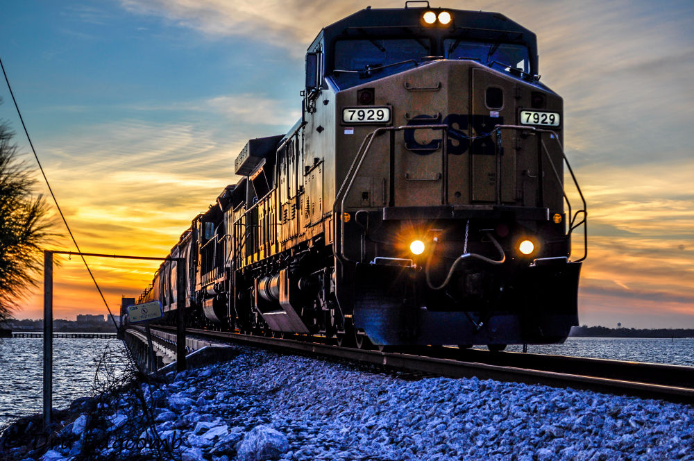 Train-1 by Dru E.