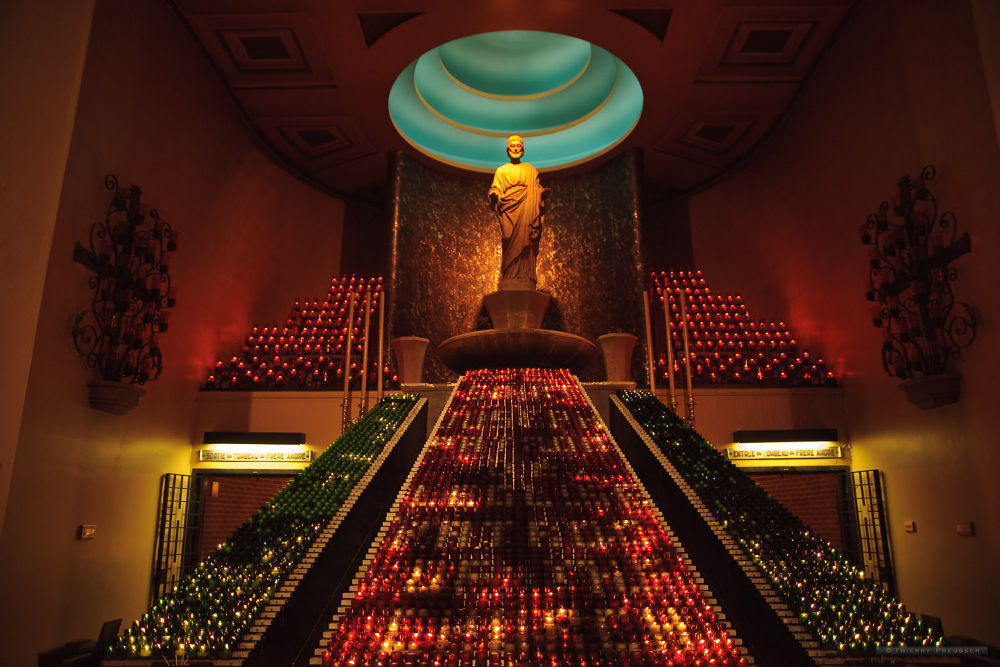 St. Joseph Oratory, Montreal by Thierry Preusser
