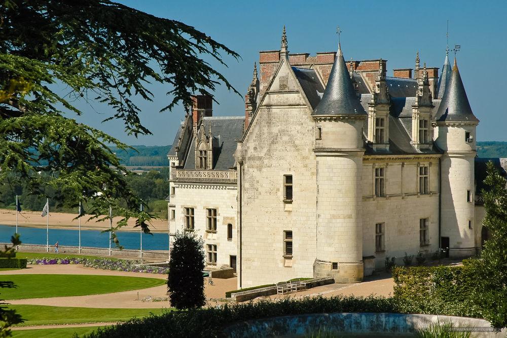 Château d'Amboise, Pays de la Loire, France by Thierry Preusser