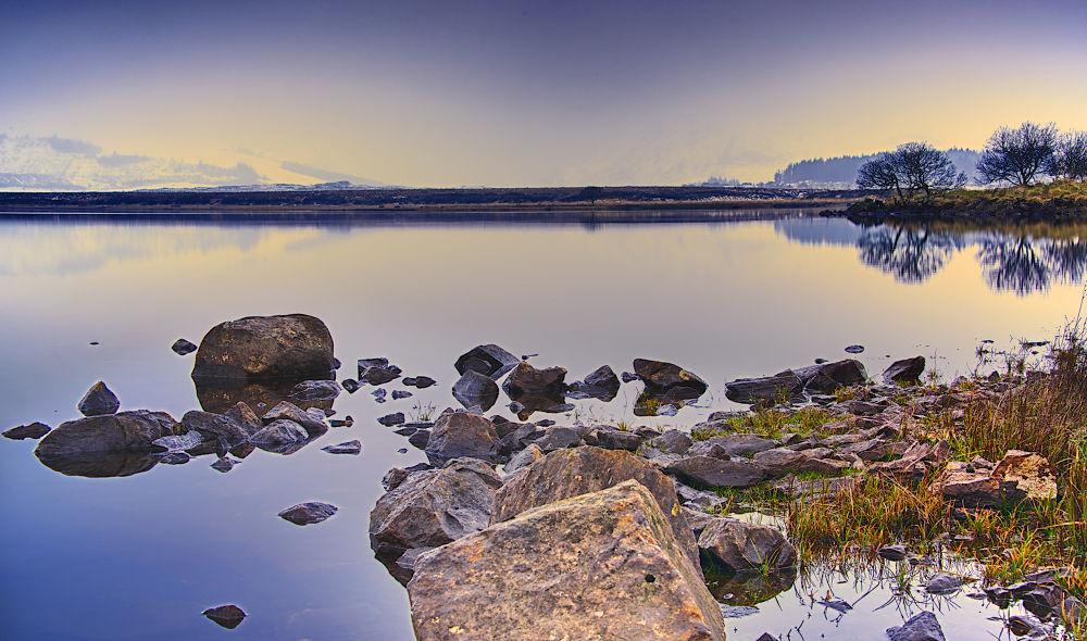 Lough Mourne by Ashley Kydd
