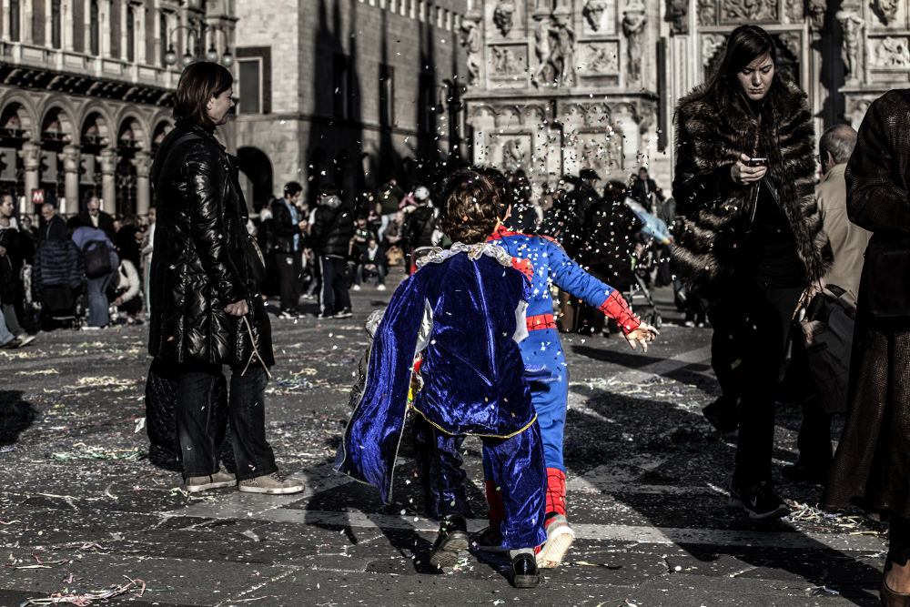 Carnival.. Color in your light by Cristiano Pelagalli