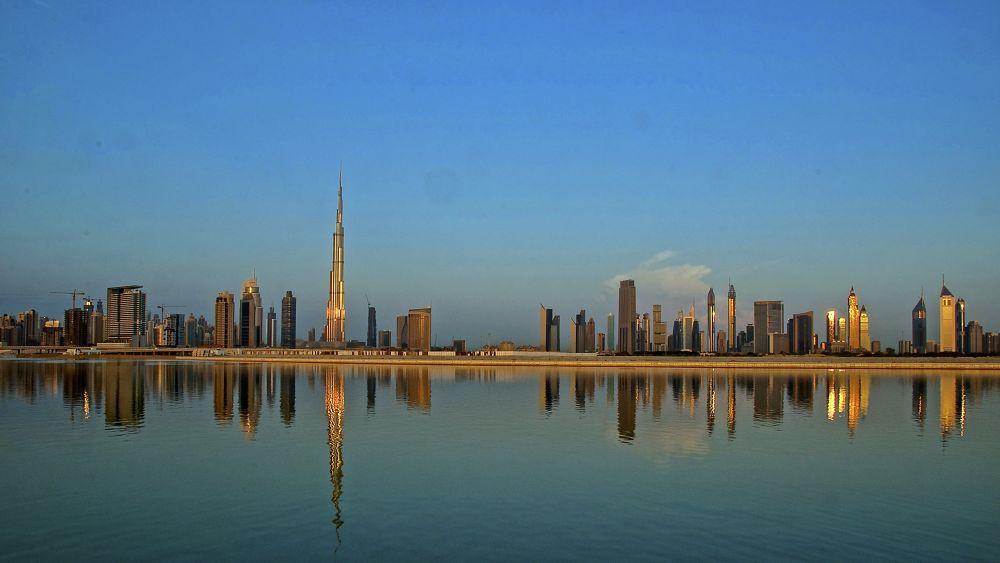 Burj Morning by AGStudio