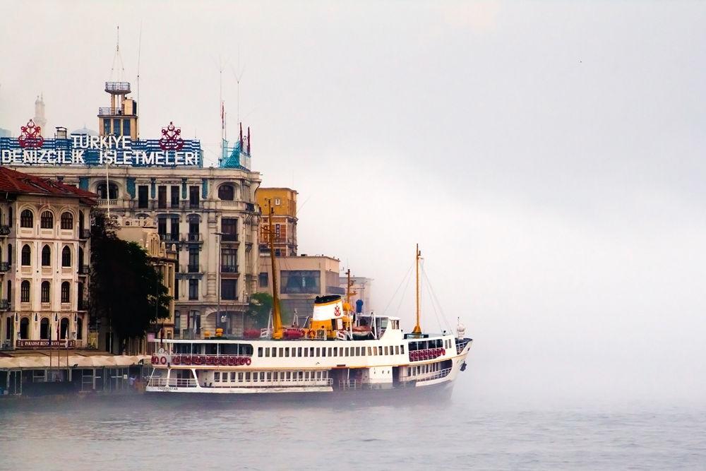 istanbul by Yılmaz Savaş Kandağ