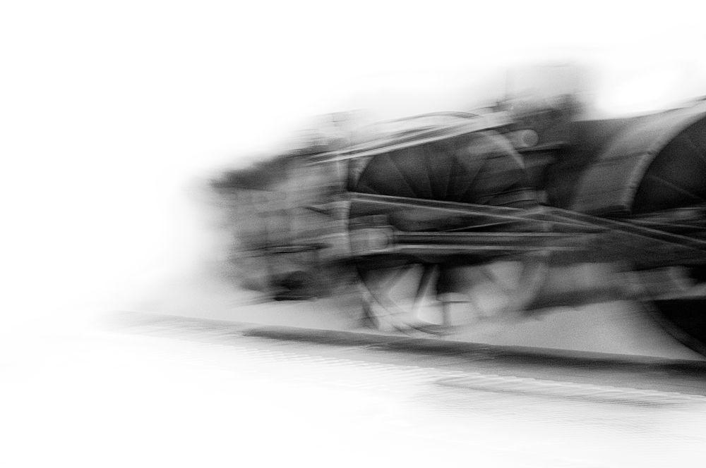 La partenza by Lucio Barabesi