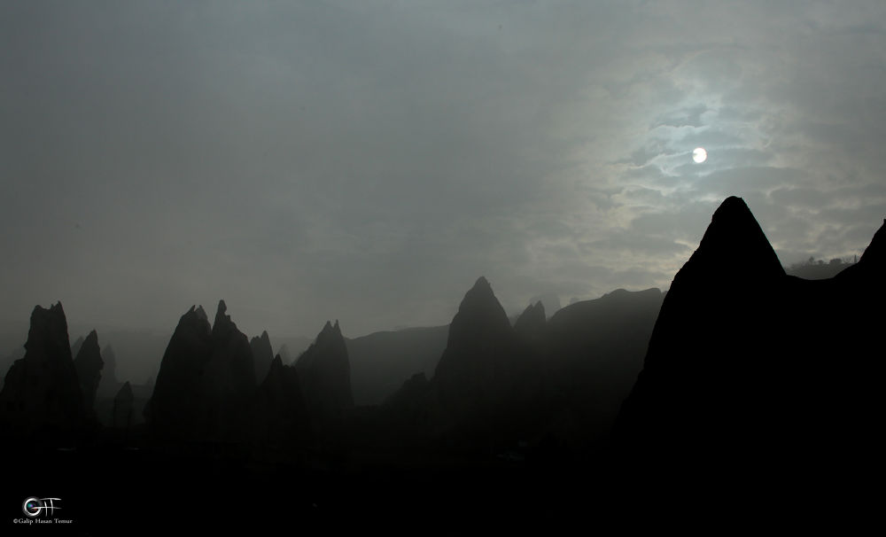 mystical fog by Galip Hasan Temur