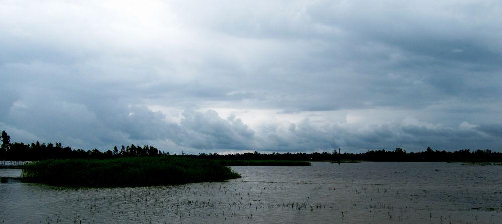 Cloudy Sky by S M Rezaul Haque