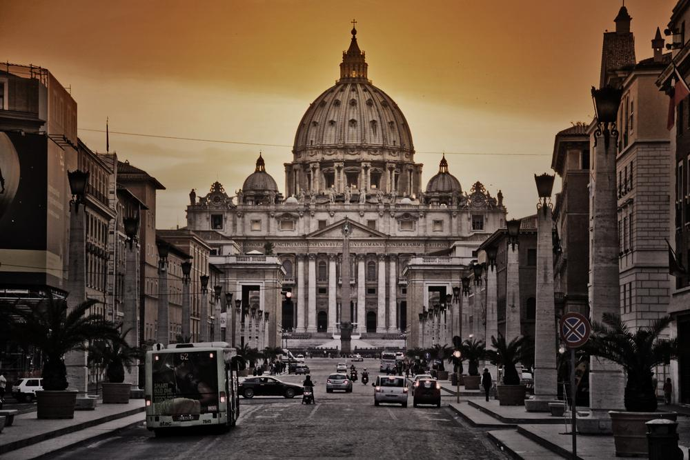 Vatican by Christian Wagner