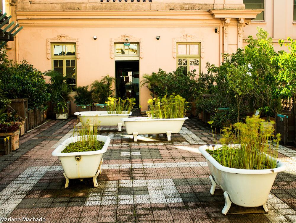 One Garden by Mariano Machado