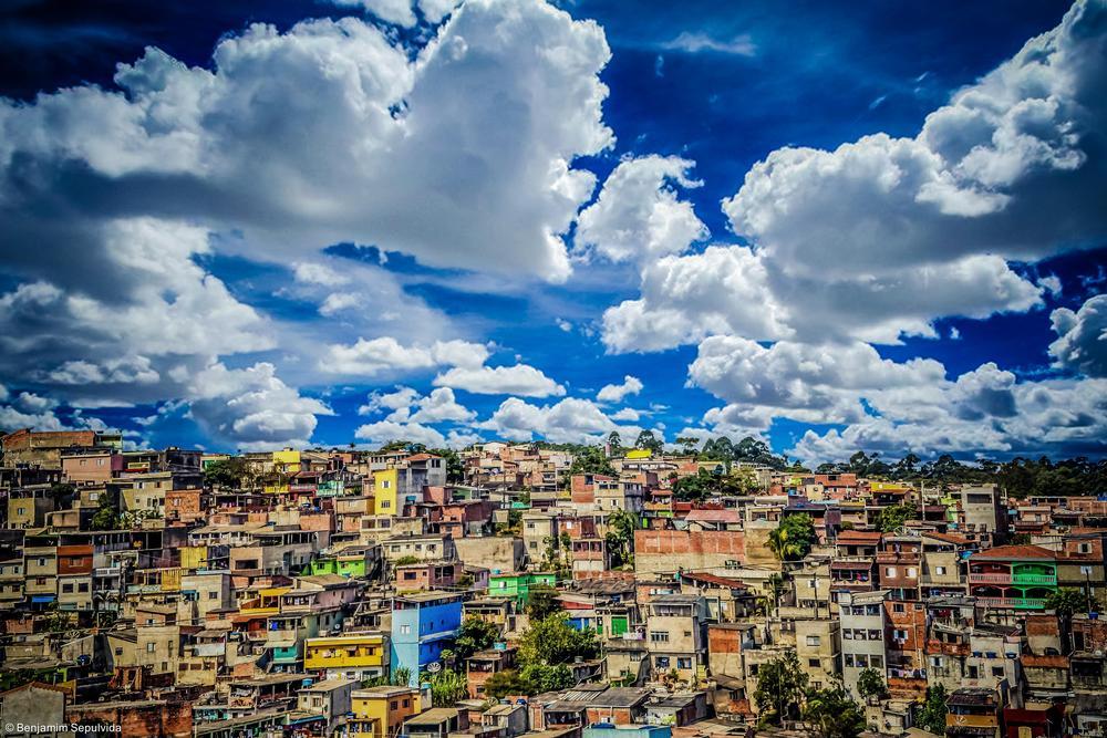 Photo in Architecture #diadema #sp #são paulo #brasil #copa do mundo #brazil #periferia