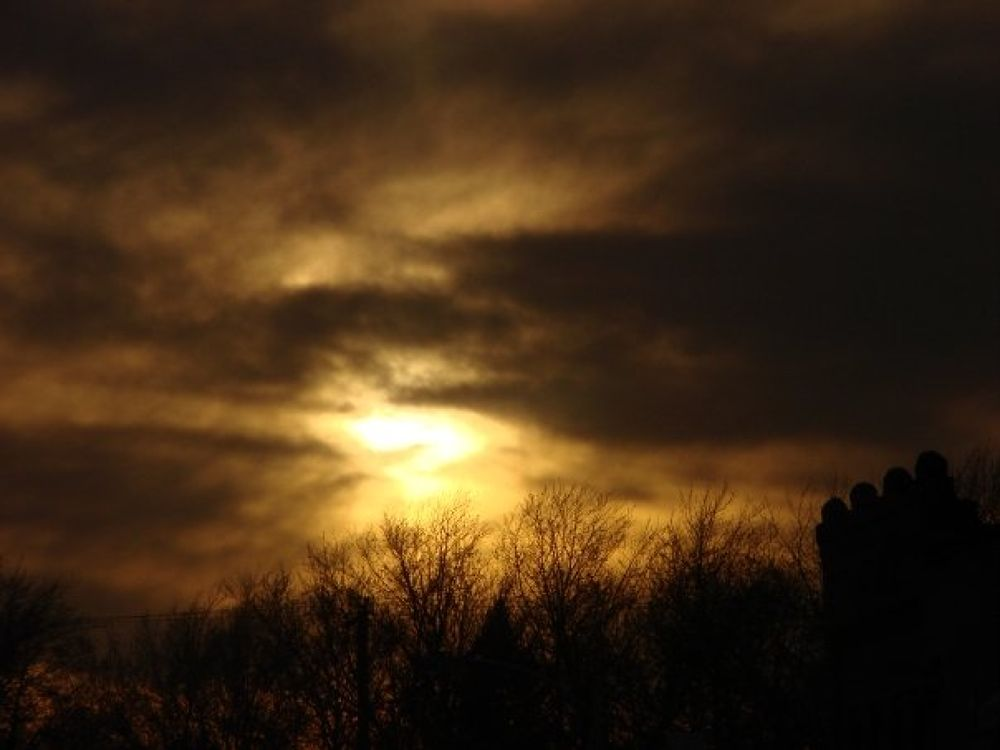 sunset by saimai30
