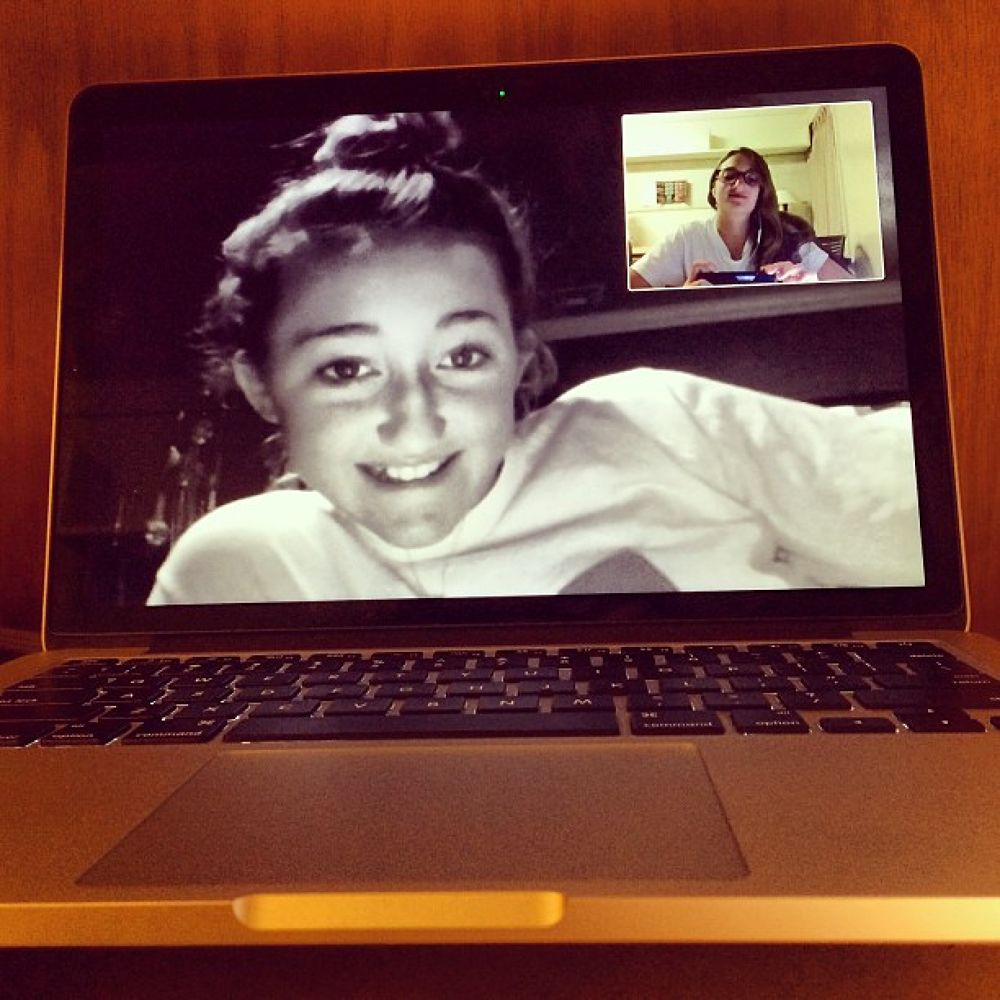 here we are haha <3 by NoahCyrus