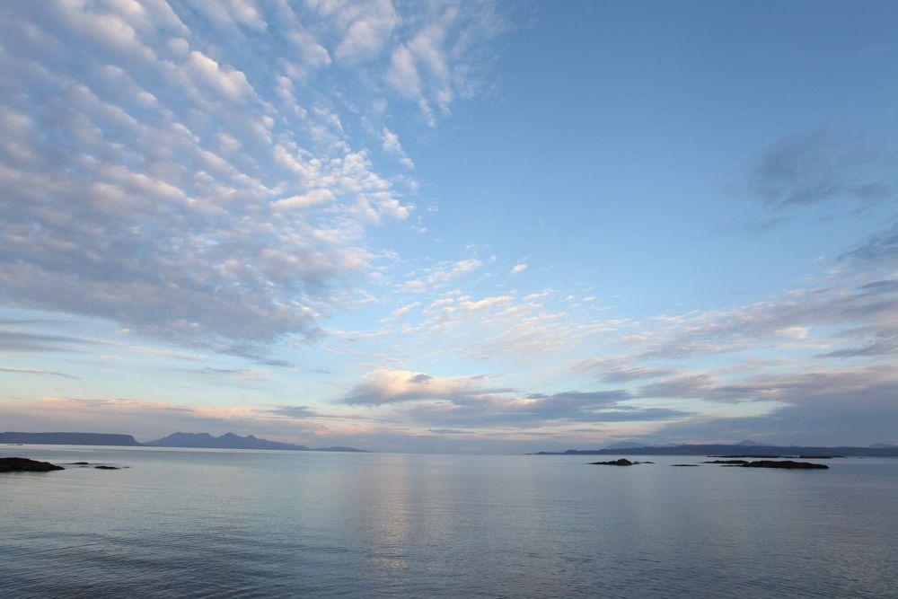 Highland Dusk by geeewizz