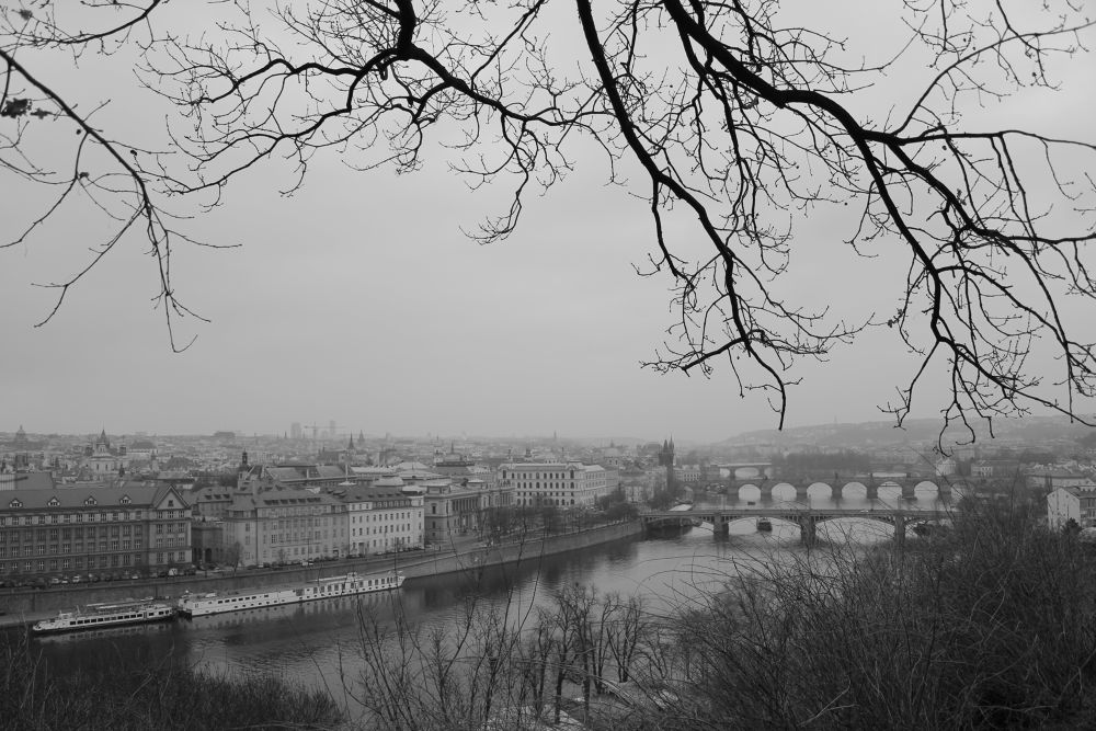 Prague From The Top by felipmmelo