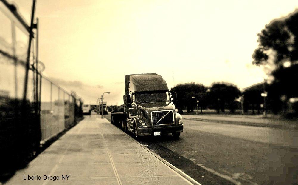 NY by Liborio Drogo