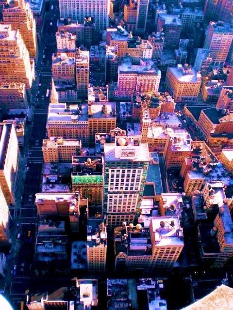 from The Empire State bldg NY by Liborio Drogo