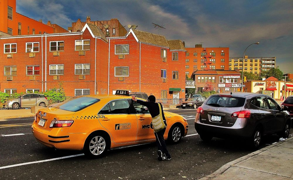 TAXI take me there... NY by Liborio Drogo