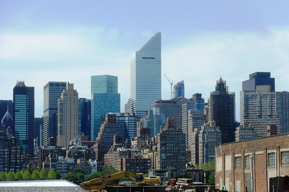Manhattan NY by Liborio Drogo