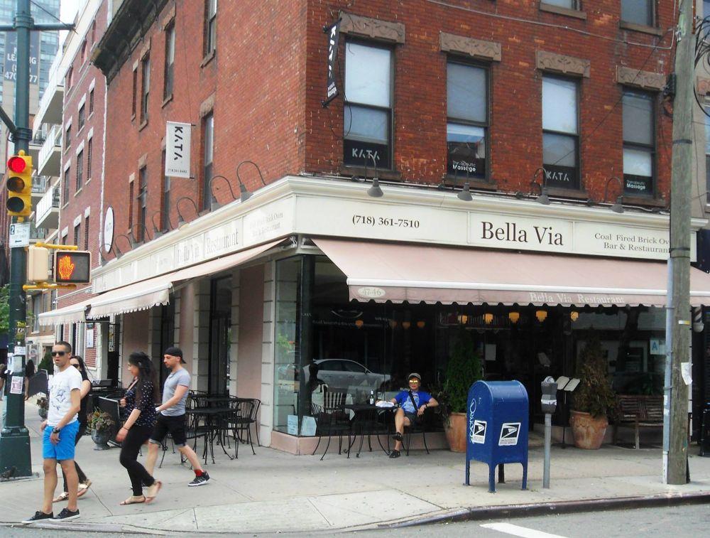 BELLA VIA NY NY , by Liborio Drogo